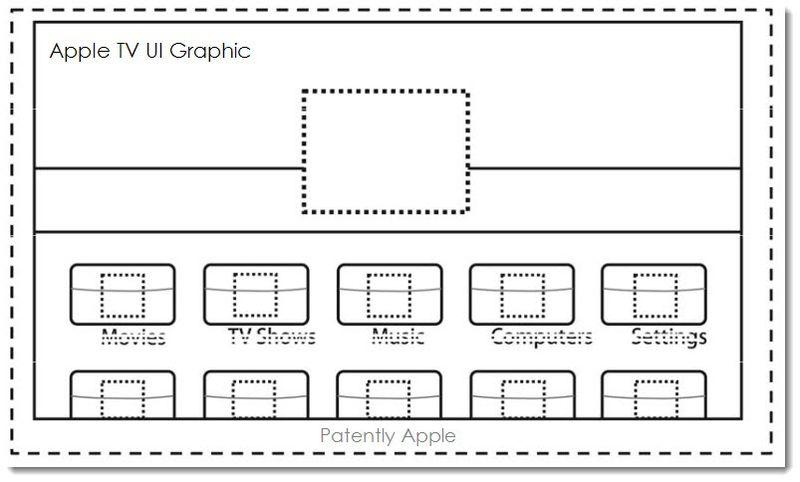 8. Apple TV UI Graphic