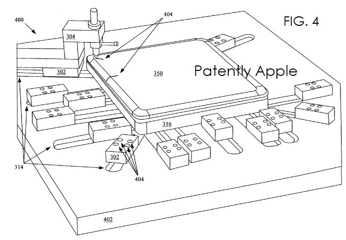 4A. Scribing bench, Apple patent