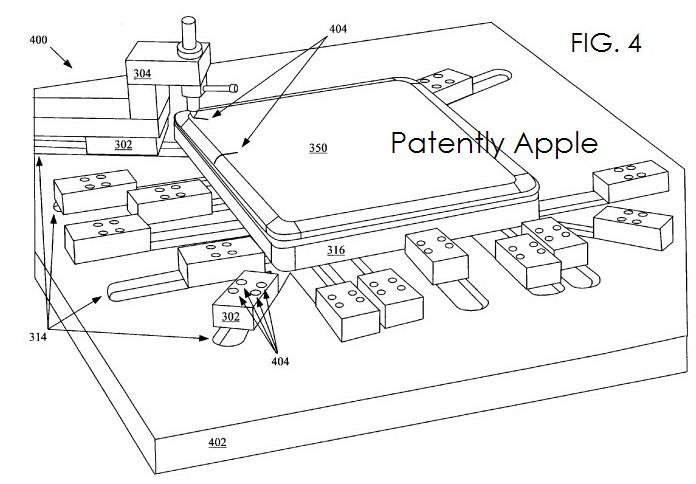 4A. Scribing bench, Apple patent