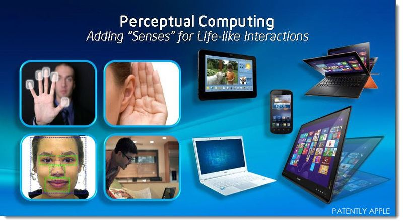 13A. Intel IDF 2013 - Perceptual Computing - Adding Senses