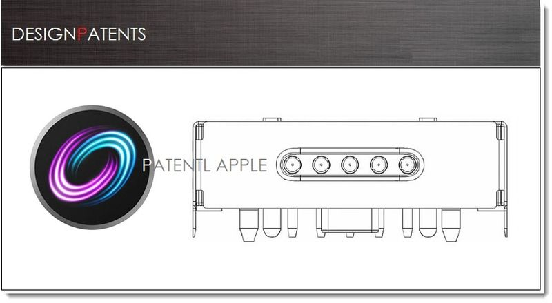 1AA. COVER, Apple wins two design patents and files new Trademark
