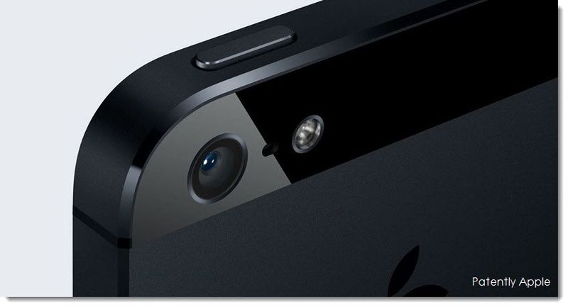 6. iPhone 5 iSight Camera