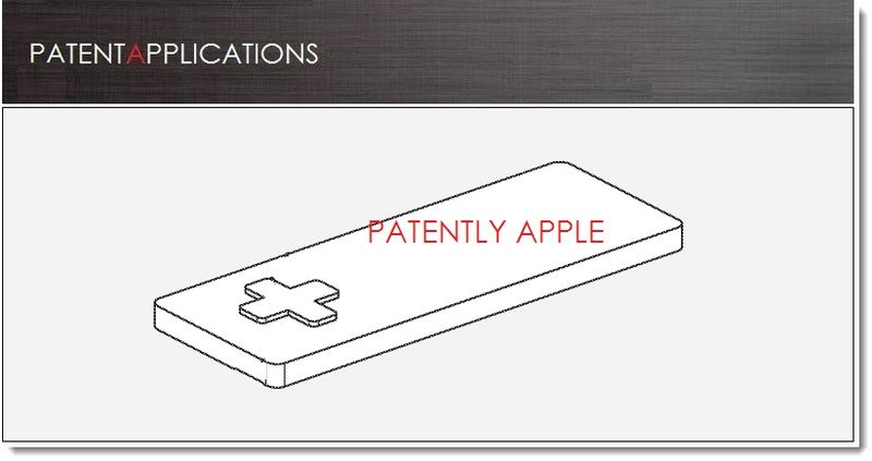 1. cover - Apple patent  for pivoting buttons for idevice & video game controller