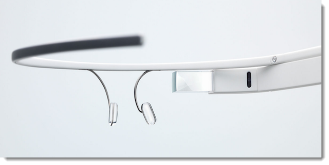 3. Google Glass photo