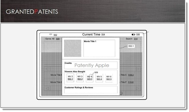 1. Apple granted 34 patents May 07, 2013