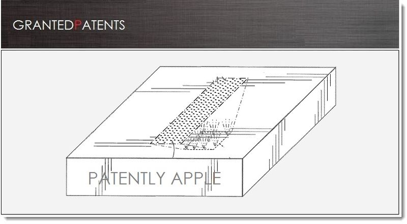 1. Apple Granted Patent for Invisible backside Controls for future iDevices May 2013