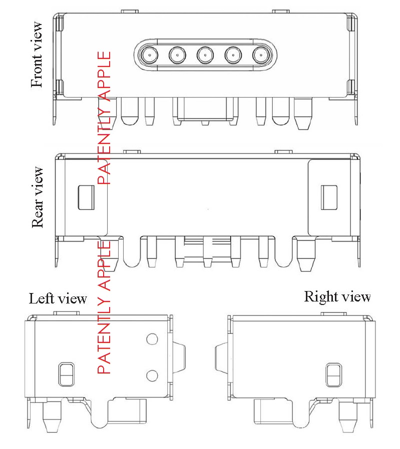 5. Apple Power Connector Module