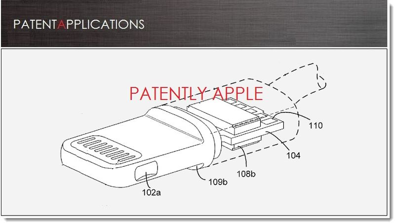 1A Apple, Continuation Patent re Lightning Connector 2011, 2013