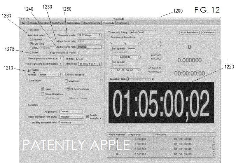 Apple Granted Patents for Movie Storyboarding, Final Cut