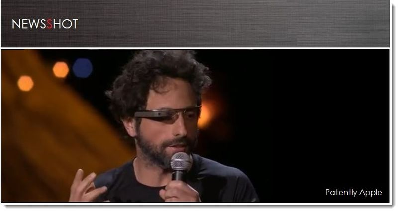 1A Cover - Sergey Brin on Google Glass - TED