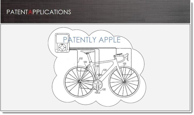 1. Cover - Apple's Smart Bike related patent advanced June 2013