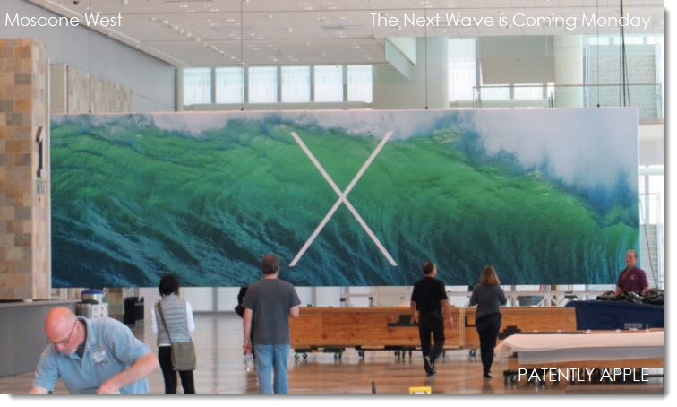2. Apple's OS X  will usher in their  Next Wave  Vision