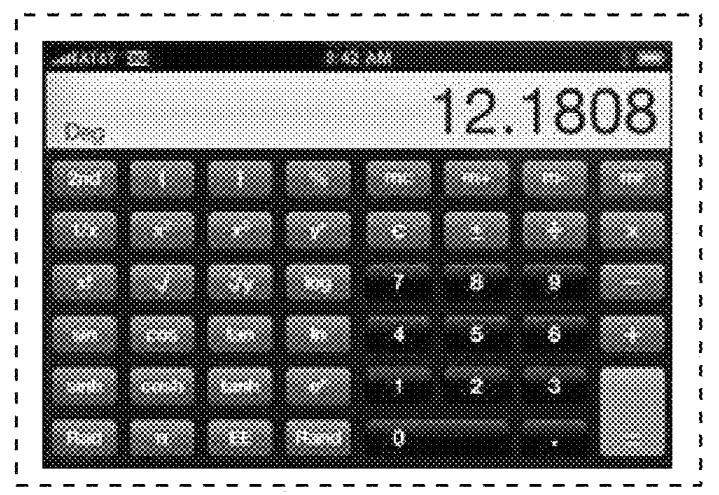 5. calculator icon Granted Patent