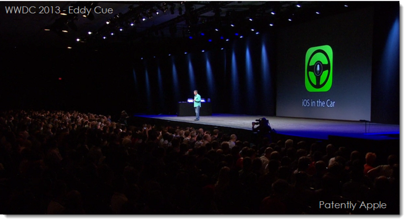 3. Eddy Cue Keynote  Introduces iOS in the Car
