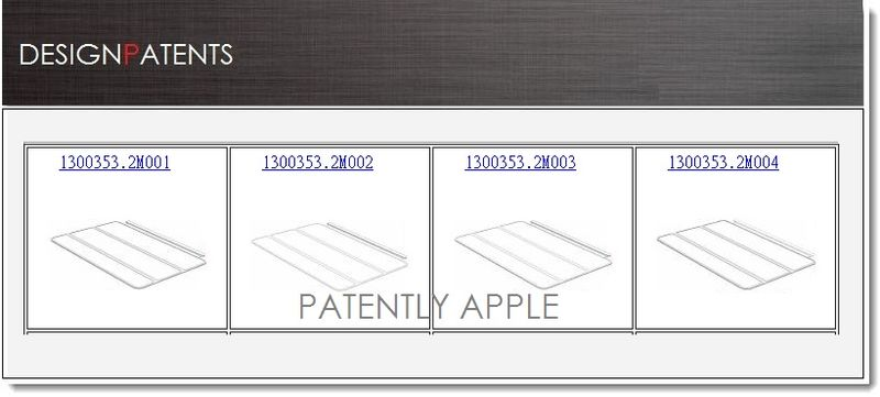 1. Cover - Apple wins 4 design patents + Huawei ...
