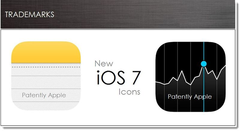 1. Cover - Ten New Apple iOS 7 Icons July 02, 2013
