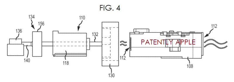 4. iPhone cooling sytem patent fig 4