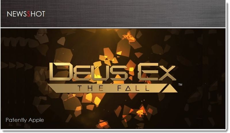 1. Cover - Deus Ex Exclusive Game for iOS