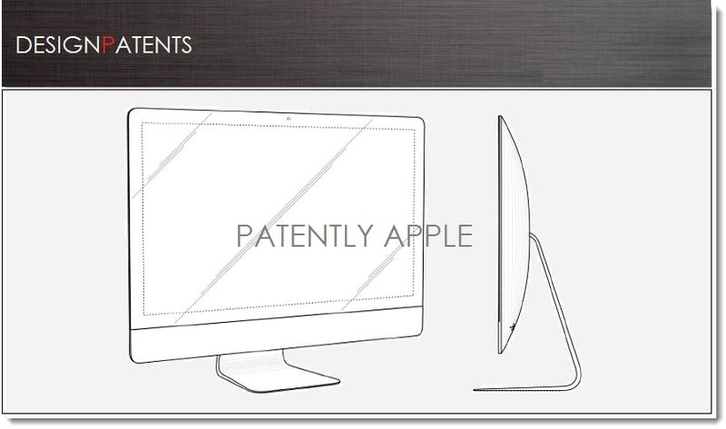1. Cover - Apple granted 3 imac design patents in Hong Kong
