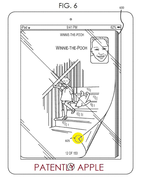 6. Apple Patent fig. 6