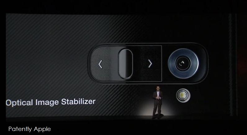 #16 Optical image Stablizer