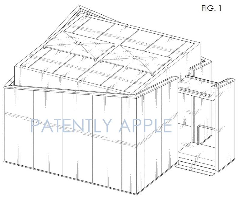 2. SAMSUNG wins design patent for a prefab home. Can U say Ugly