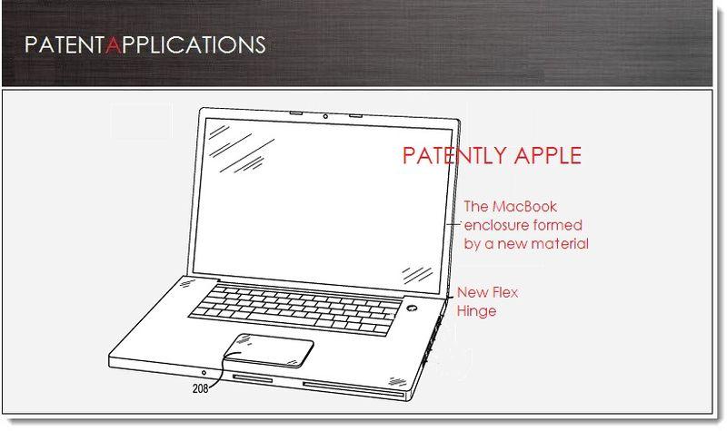 1. Cover - Apple introduces a revolutionary new flex material
