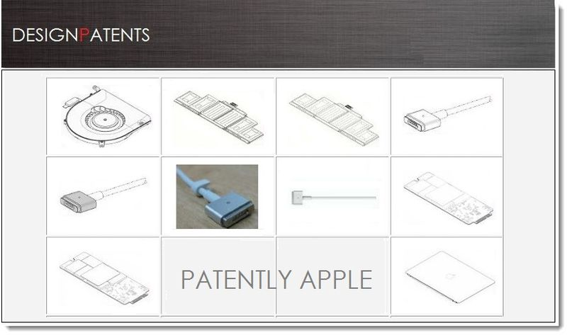 1. Cover, Apple Granted 10 Design Patents in Hong Kong
