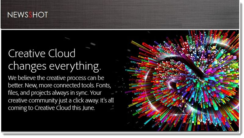 1. Adobe's Creative Cloud