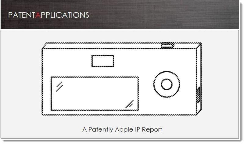 1. Cover, Apple camera illumination system