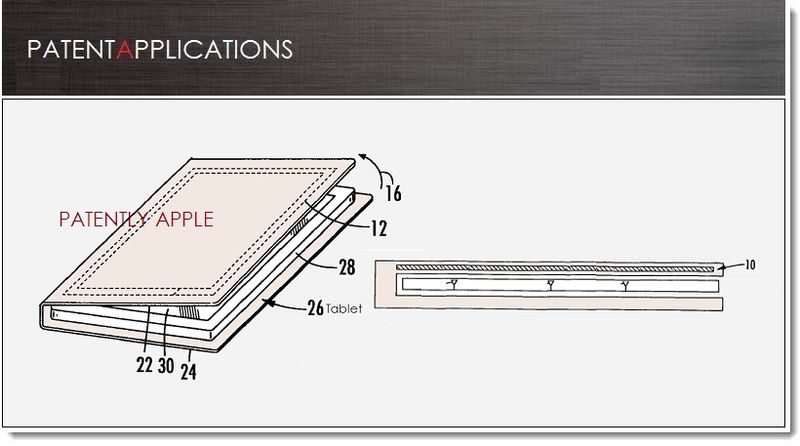 1. Cover Graphic, Apple considers new cover design that may be for an iBook Cover