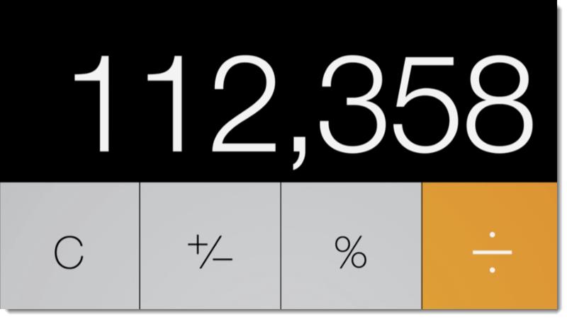 13. Calculator