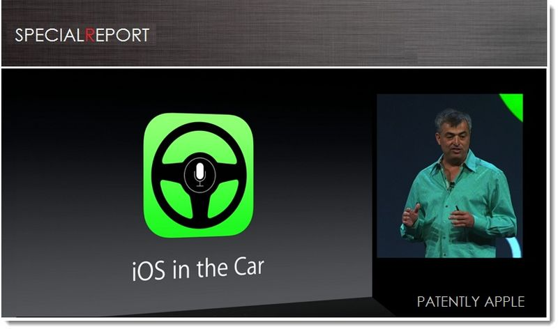 1. Apple's Next War Front - iOS in the Car