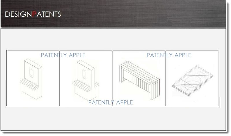 1. Cover - Apple Granted 8 Design Patents in Hong Kong for Apple Store Fixtures