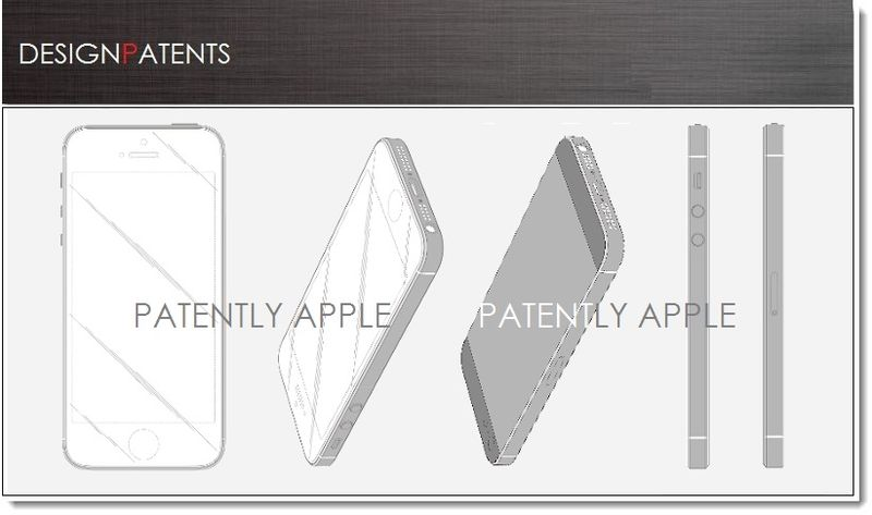 1. Cover - Hong Kong Office Grants Apple 15 iPhone 5 Design Patents