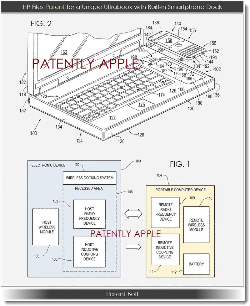 2. HP FILES FOR ULTRABOOK WITH BUILT-IN SMARTPHONE DOCK