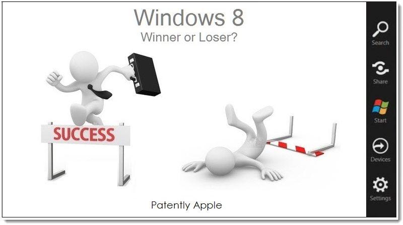 2. Windows 8, Winner or Loser