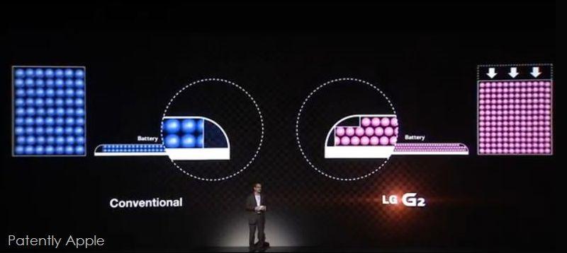 #7 reduce dead space battery design
