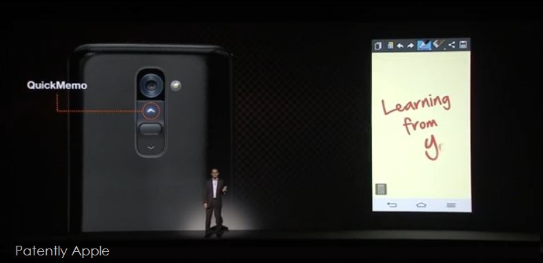#9 - QuickMemo and Camera launch with rear key