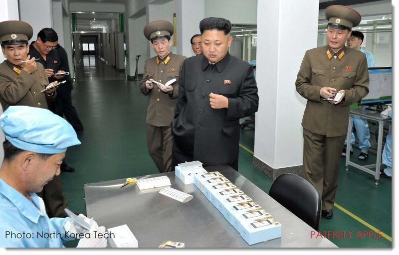 2A. North Korean Smartphone Facility