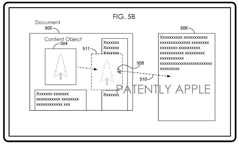 2. Apple patent fig. 5B