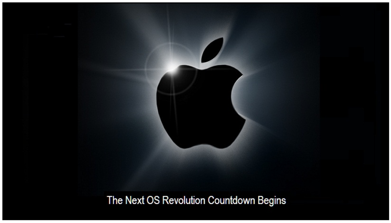 2013 - The Next OS Revolution Countdown Begins