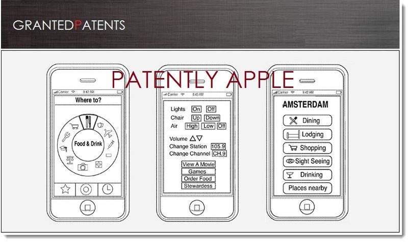 1. Cover - Apple granted 37 patents including iTravel ...
