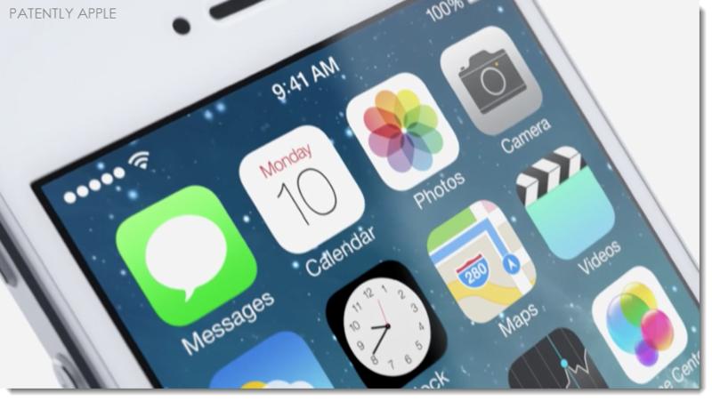7 iOS 7