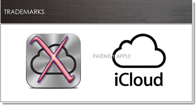 1A. Cover - New iCloud TM application from Apple, new flat design