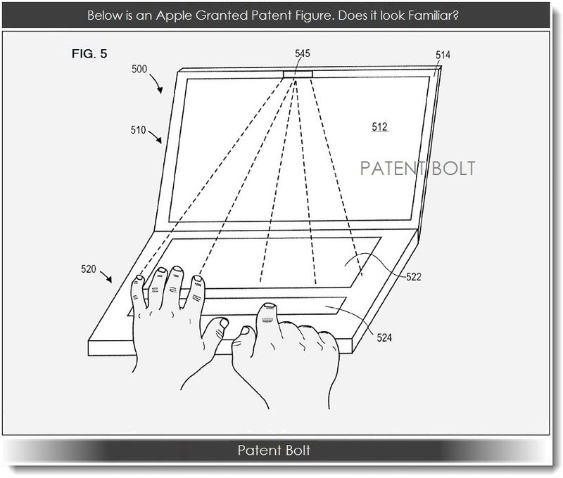 3 PA. This is an Apple granted patent figure. Does it look Familiar - Copy