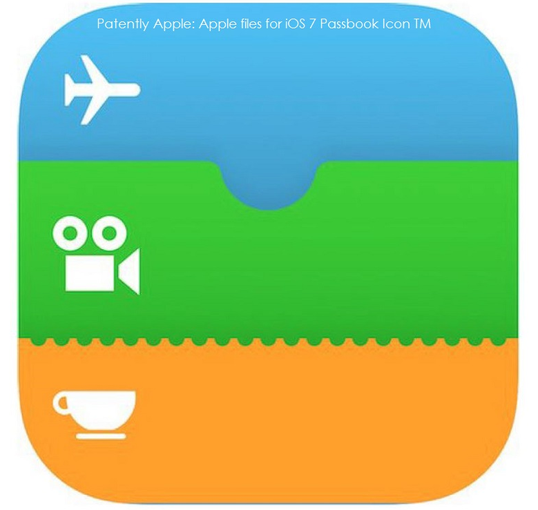 4. New Passport Icon for iOS 7