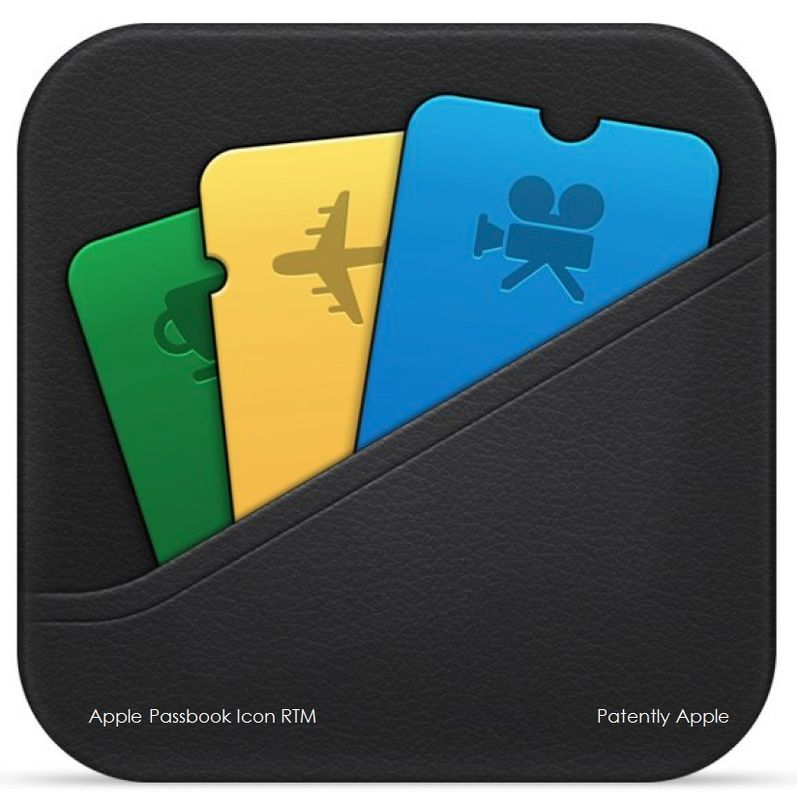 3A. Current Passport icon now a RTM