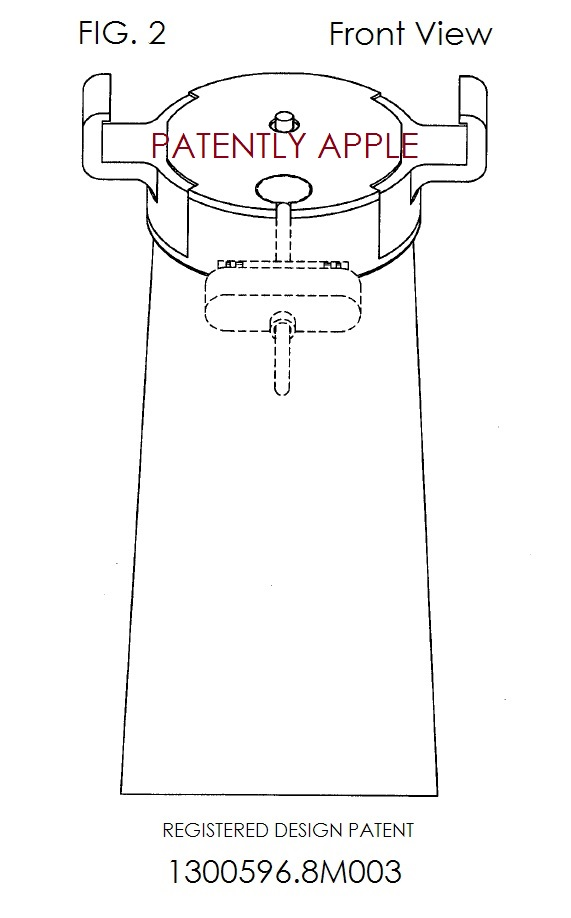 6. Apple patent design win in Hong Kong FIG. 2