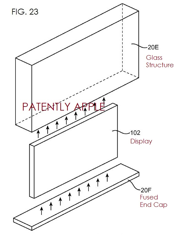 3. Apple files patent in Europe for Fused Glass Device Housing